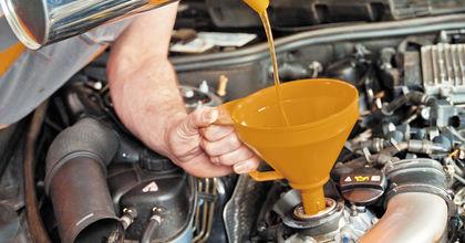 Für eine lange Lebensdauer Ihres Motors: der regelmäßige Ölwechsel